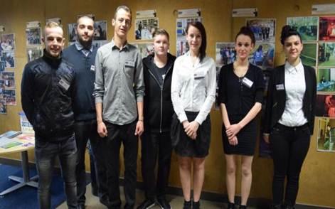 E2C Artois – « Le staff de l'E2C Artois »