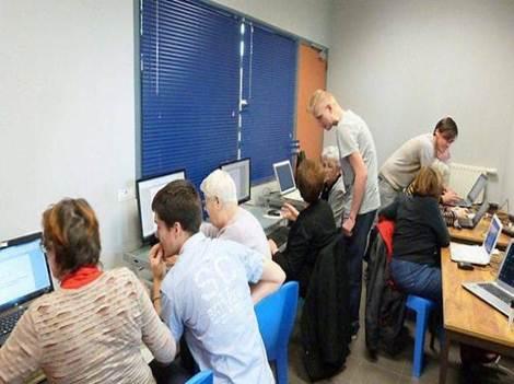 E2C Languedoc-Roussillon (Site de Nîmes) – « Ateliers informatiques intergénérationnels »
