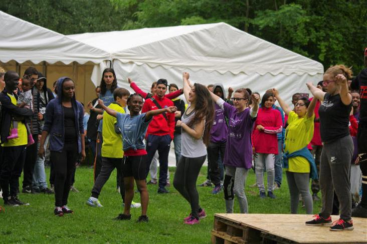 Rencontres sportives et culturelles Auvergne/Rhône-Alpes en juin 2016