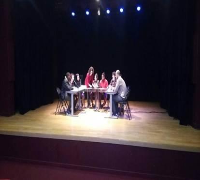 E2C Languedoc-Roussillon,  Site de Montpellier – «Mon théâtre du vivre ensemble»