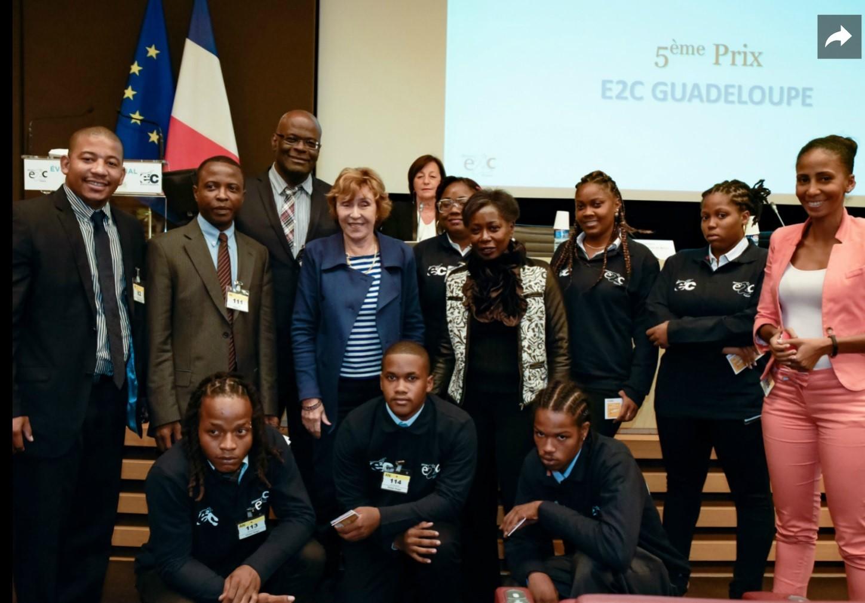 E2C Guadeloupe – «Participation à la journée citoyenne du réseau»
