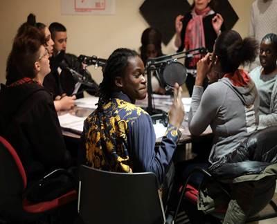 E2C Paris «Emission de radio pour une meilleure insertion professionnelle et citoyenne»